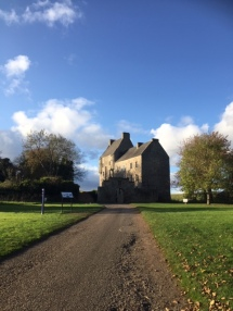 The road to Lallybroch